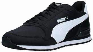 Puma Unisex Adulto ST Runner v2 NL Zapatillas Black White 43 EU - 9 UK