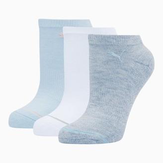 Puma Women's No Show Socks [3 Pack]