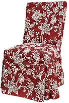 Sure Fit Verona Long Dining Chair Slipcover