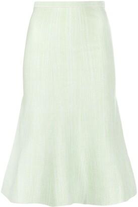 Victoria Victoria Beckham Flared A-Line Skirt