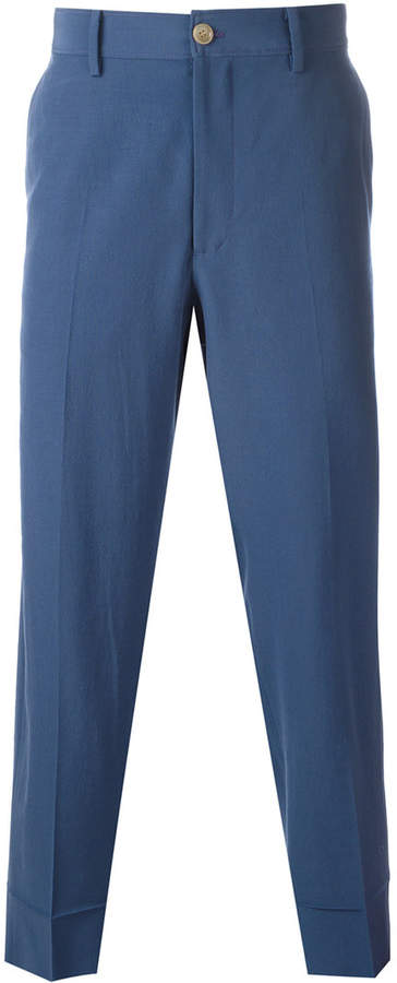 Gucci vintage wool trousers
