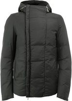 Masnada hooded quilted jacket