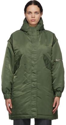 YMC Green Hunter Coat