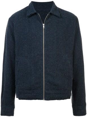 The Elder Statesman Shirt Jacket