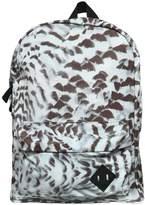 Popupshop Printed Nylon Canvas Backpack