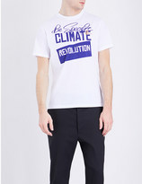 Vivienne Westwood Climate revolution cotton-jersey t-shirt