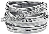 Dyrberg Kern Multi Band Crystal Ring S-M