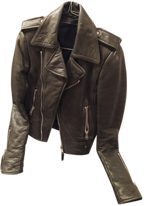 Balenciaga Other Leather Leather jackets