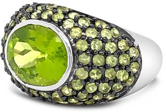 LeVian Le Vian 14K 4.81 Ct. Tw. Green Apple Peridot Ring