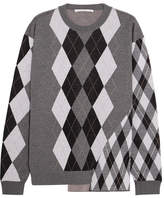 womens argyle sweater - ShopStyle