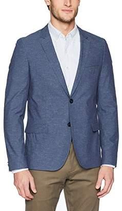 HUGO BOSS Hugo Hugo Men's Unlined Slim Fit Suit Jacket-Anfred