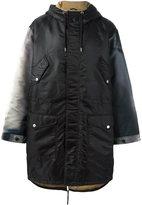 Diesel 'W Vedde' padded coat