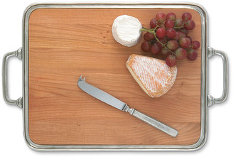 Match Medium Cheese Tray with Handles