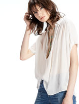 Lucky Brand Short Sleeve Top
