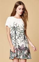 MinkPink Sumatran T-Shirt Dress