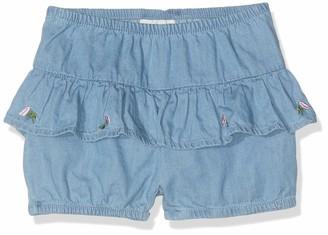 Name It Baby Girls' Nbfabiana DNM 2202 Shorts
