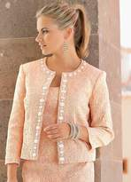 Together Bead Jacquard Jacket
