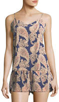 Stella McCartney Poppy Snoozing Paisley Camisole