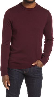 Nordstrom Merino Crewneck Sweater