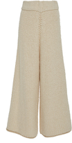 LAUREN MANOOGIAN Knit Weave Pants