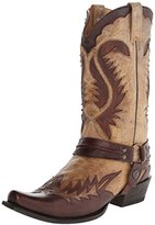 Stetson Men's Outlaw Harness Riding Boot