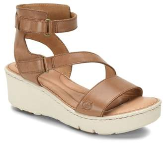 Børn Roald Wedge Sandal