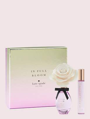 Kate Spade In Full Bloom 2-Piece Holiday Set