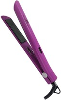 Brilliance New York Strikingly Straight 1 PRO Diamond & Titanium Plates Flat Iron - Purple