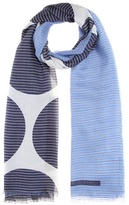Stella McCartney Striped scarf