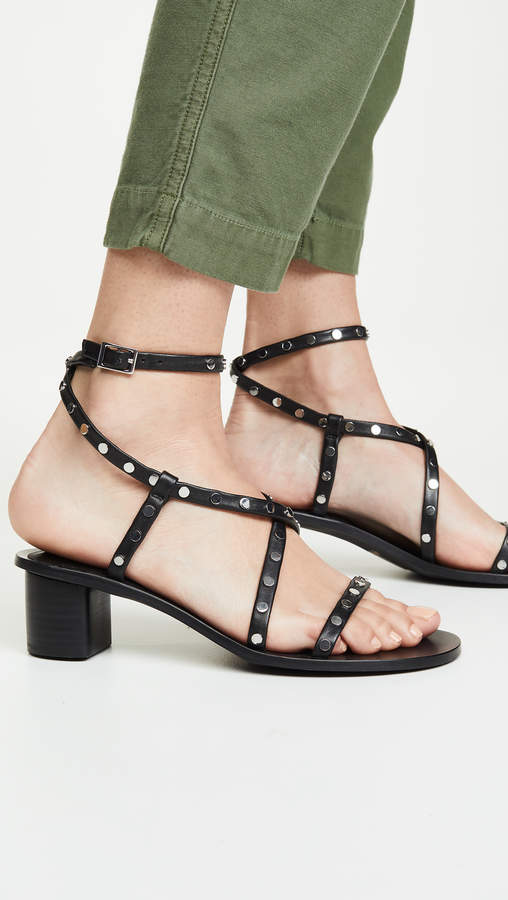Senso Lani Block Heel Sandals