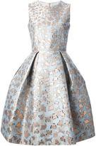 Mary Katrantzou 'JQ Astere' cookie jacquard dress