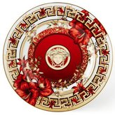 Versace Christmas Blooms Bread & Butter Plate