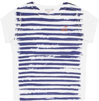 Bonpoint Striped cotton T-shirt