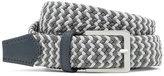 Reiss Teller Contrast Woven Belt