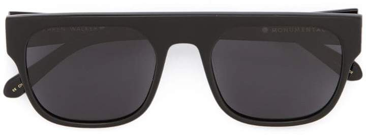 Karen Walker Burroughs sunglasses
