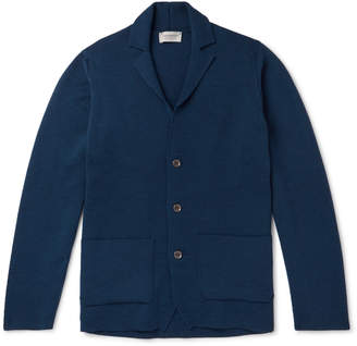 John Smedley Oxland Slim-Fit Virgin Wool Cardigan