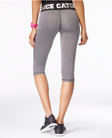 Material Girl Active Pro Juniors' Cropped Leggings, Only at Macy's
