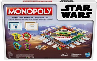 Monopoly: Star Wars The Child Edition Board Game
