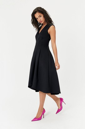 Coast Full Midi Dress