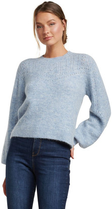 Forever New Alexis Brushed Pointelle Jumper