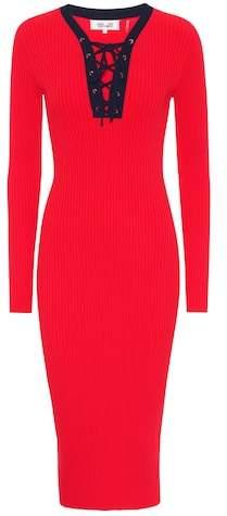 Diane von Furstenberg Jersey midi dress