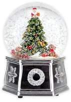 Spode Christmas Tree Musical Snow Globe