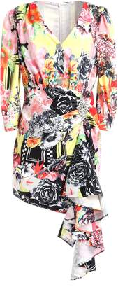 Couture Comino London All Of The Brights Mini Dress