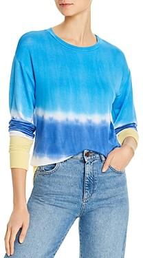 Aqua Dip-Dye Top - 100% Exclusive