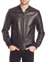 Mackage Graham Leather Jacket