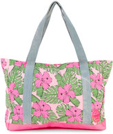 Vingino floral print beach bag - kids - Polyester - One Size