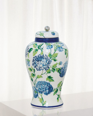 Port 68 Williamsburg for Charlotte Jar, Blue