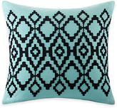 Echo DesignTM Kalea Tribal Square Throw Pillow in Aqua