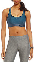 Under Armour Crossback Compression Printed Sports Bra