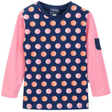 Toobydoo Ann Long Sleeve Juicy Dots Tee (Toddler, Little Girls, & Big Girls)